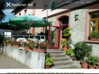 Badischerhof-schlierstadt.de