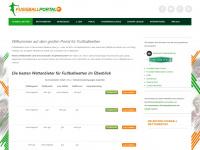 fussballportal.de Webseite Vorschau