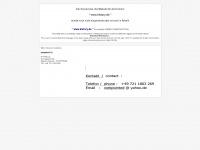 kistory.de Webseite Vorschau