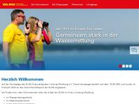 kv-limburg-weilburg.dlrg.de Webseite Vorschau