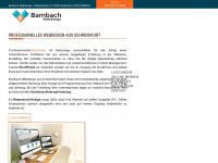 bambach-webdesign.de Webseite Vorschau