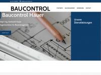 Baucontrol-hauer.de