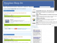 bauplan-shop.de