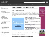 bausparen-mit-bausparvertrag.de