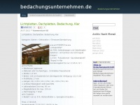 bedachungsunternehmen.de