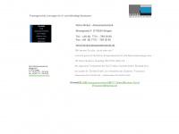 benzin-abscheider.de Webseite Vorschau