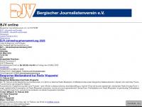 Bergischer-journalistenverein.de