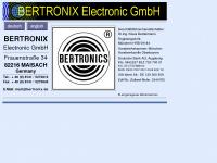 bertronics.de
