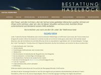 Bestattung-haselboeck.at