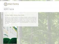 Bestattungshaus-mertens.de