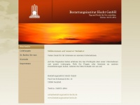 Bestattungsinstitut-hecht.de