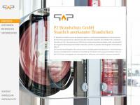 p2brandschutz.de Thumbnail