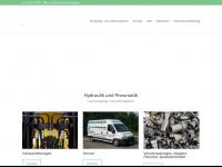 amr-hydraulik-leipzig.de Webseite Vorschau