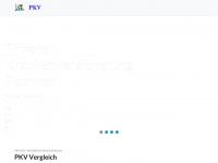 1a-pkv.info Webseite Vorschau
