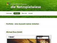 netzspielwiese.de Webseite Vorschau