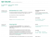 bjvonline.de
