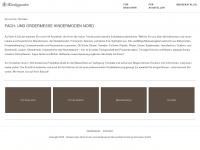 kindermoden-nord.de Webseite Vorschau