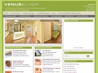 venusklinik.de