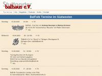 balhaus.de