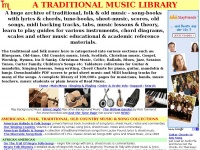 traditionalmusic.co.uk
