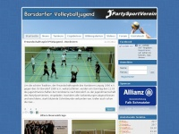 borsdorfer-volleyballjugend.de