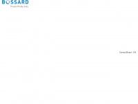 bossard.com Webseite Vorschau
