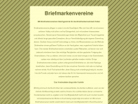 briefmarkenverein-sl.de