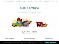 kleist-transporte.de