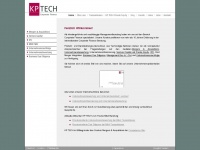 tech-corporatefinance.de Webseite Vorschau