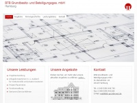 btb-grundinvest.de Webseite Vorschau