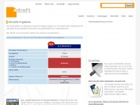 2draft.de Webseite Vorschau