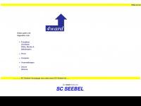 4ward.ch Webseite Vorschau