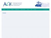 oekumene-ack.de Webseite Vorschau