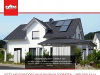 acd-bau.de Webseite Vorschau