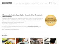 aerobicdancestudio.ch Webseite Vorschau
