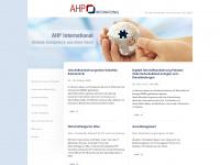 Ahp-international.de