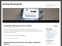 Airbag-steuergeraet.de