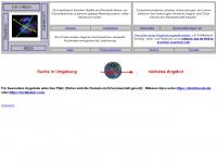 localisator.com Webseite Vorschau