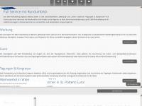 amipro.at Webseite Vorschau