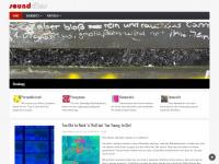 soundsites.de Webseite Vorschau