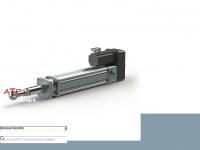 atp-antriebstechnik.at Webseite Vorschau