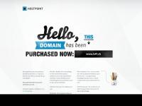 b4f.ch Webseite Vorschau