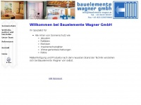 Bauelemente-wagner.at