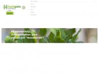 hortigate.de Webseite Vorschau