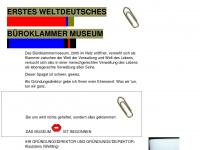 bueroklammermuseum.de
