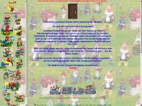 kitsch-gartenzwerge.de Webseite Vorschau