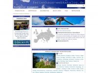ferienhaus-webkatalog.de