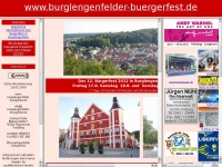 burglengenfelder-buergerfest.de