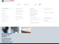buildingsmart.de Webseite Vorschau