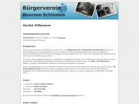 bv-moorsee-schluesbek.de Thumbnail